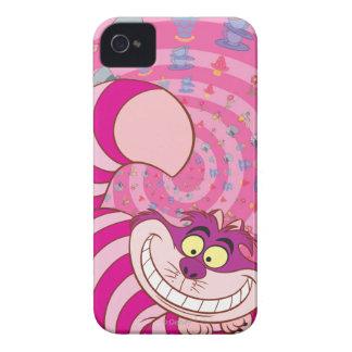 Gato de Cheshire iPhone 4 Funda