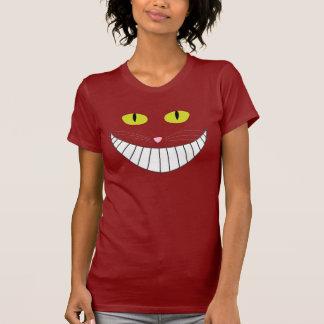 Gato de Cheshire (tonto) Camiseta