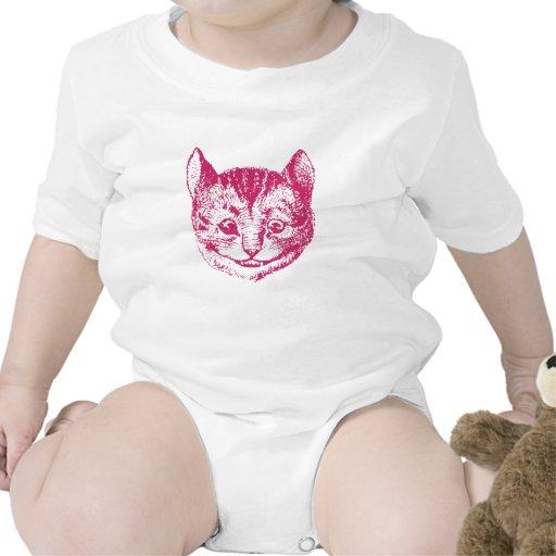Gato de Cheshire - vintage Alicia en el país de la Trajes De Bebé