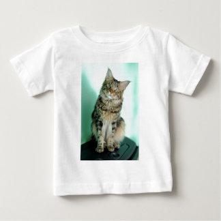 Gato de Coon de Maine Remera