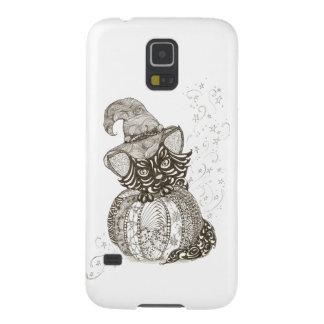 Gato de Halloween Funda Para Galaxy S5