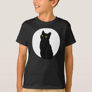 Gato de Halloween Playera