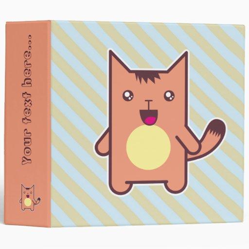 """Gato de Kawaii Carpeta 2"""""""