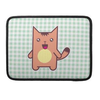 Gato de Kawaii Fundas Para Macbook Pro