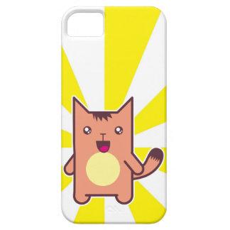 Gato de Kawaii iPhone 5 Case-Mate Cárcasas