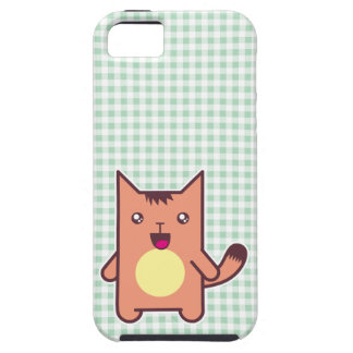 Gato de Kawaii iPhone 5 Case-Mate Carcasas