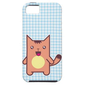 Gato de Kawaii iPhone 5 Case-Mate Coberturas