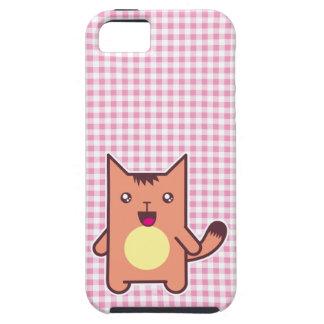Gato de Kawaii iPhone 5 Case-Mate Protector