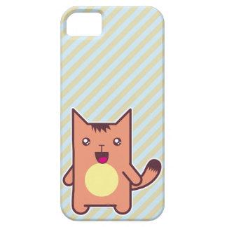Gato de Kawaii iPhone 5 Cobertura