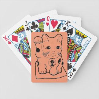 """""""Gato de la fortuna """" Barajas De Cartas"""