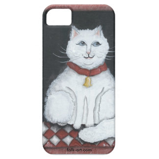 gato de la grasa del caso iPhone5 Funda Para iPhone SE/5/5s
