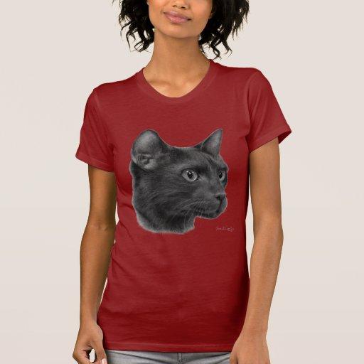 Gato de La Habana Brown Camiseta