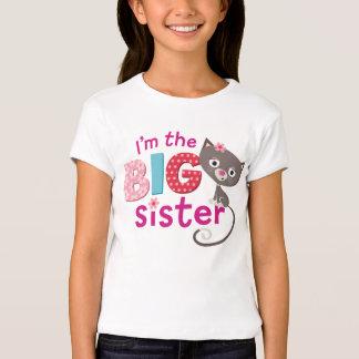 Gato de la hermana GRANDE Playera