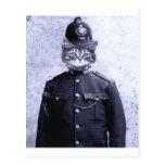 Gato de la policía postal