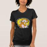 Gato de la prevención del suicidio camisetas