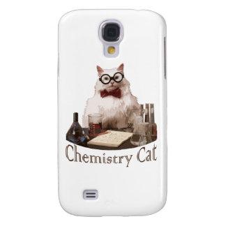 Gato de la química (de reddit de los memes 9gag) funda para galaxy s4
