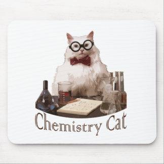 Gato de la química (de reddit de los memes 9gag) mousepads