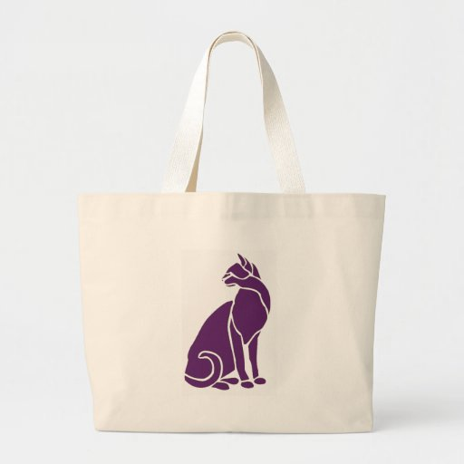 Gato de la uva de concordia bolsa