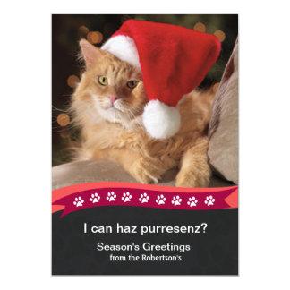 Gato de Lol de la tarjeta de felicitación del día Comunicados Personalizados