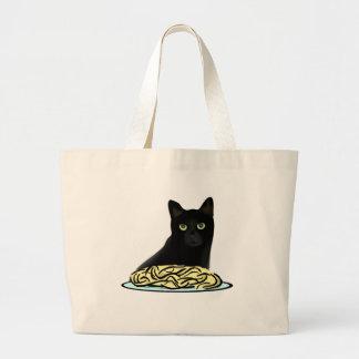 Gato de los espaguetis bolsas