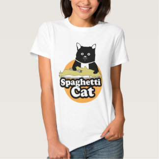 Gato de los espaguetis playeras