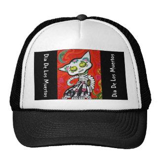 Gato De Los Muertos Trucker Hat