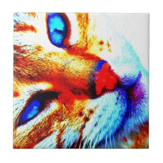 Gato de Molly Azulejo Cerámica