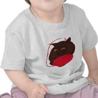 Gato de ms La Habana Brown Camisetas