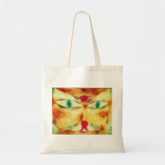 Gato de Paul Klee y la bolsa de asas del pájaro