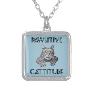 Gato de Pawsitive Cattitude Joyerias Personalizadas