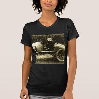 Gato de Racecar Camiseta