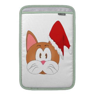 Gato de Santa Fundas Para Macbook Air