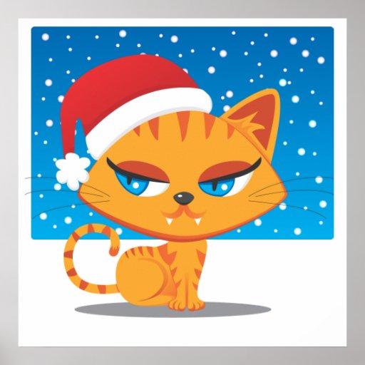 Gato de Santa Impresiones