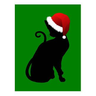 Gato de Santa Tarjetas Postales