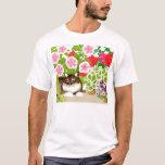 Gato de selva del jardín playera