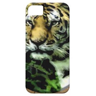 Gato de selva iPhone 5 fundas
