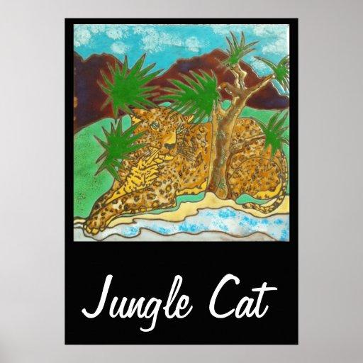 Gato de selva posters