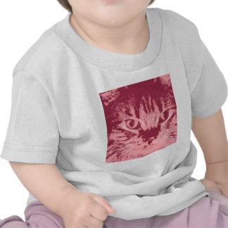 Gato de Tabby anaranjado Camiseta