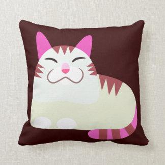 Gato de Tabby Almohada