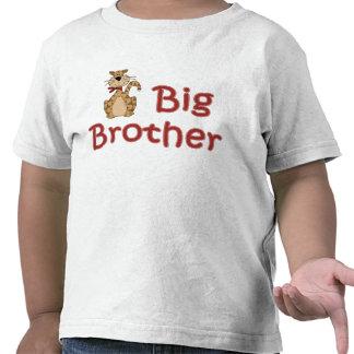 Gato de Tabby de hermano mayor Camiseta