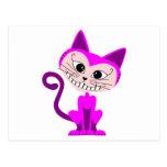 Gato de Toon Cheshire - Alicia en el país de las m Postales