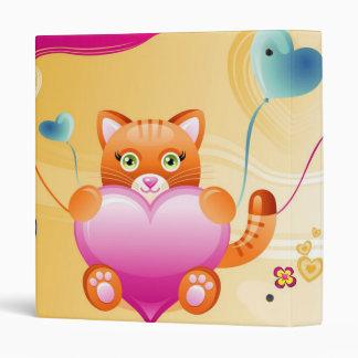 "Gato del amor carpeta 1"""