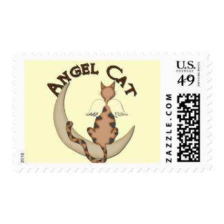 Gato del ángel sello