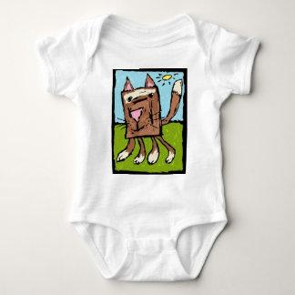 Gato del bebé body para bebé