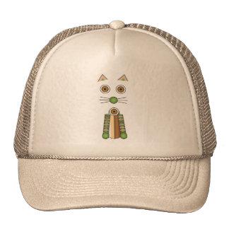Gato del bosque gorras