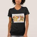 Gato del desierto camisetas