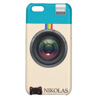 Gato del diablo - caso del iPhone 5 de Nicolás Ret