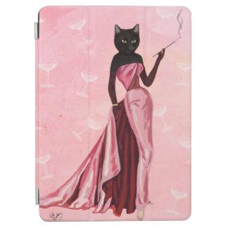 Gato del encanto en rosa cover de iPad air