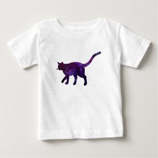 gato del espaciamiento playera