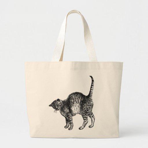 Gato del gatito bolsas